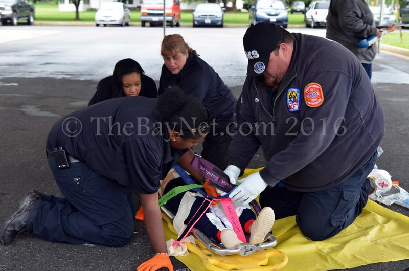 Prince Frederick VRS - 1st Place Winners of the EMS Contest